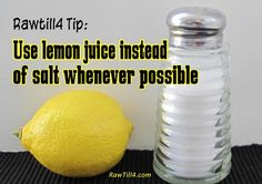 raw till 4 TIPS Lemon juice tastes great on fat free fries. Raw Vegan Recipes, Vegan Foods, Vegan Dishes, Vegan Vegetarian, Before And After Weightloss, Nutrition Drinks, Vegan Lifestyle, Food Preparation, Whole Food Recipes