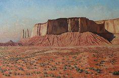 Monumental Landscape Paintings, Monument Valley, Nature, Travel, Voyage, Trips, Viajes, Landscape, Naturaleza