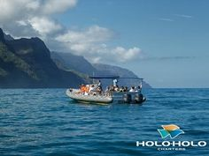Holo Holo Kauai Napali Boat Tours | Kauai.com Did the catamaran Leila tour when I was in Kauai. This was the most awesome trip ever!  Want a re-do!