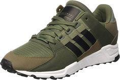 adidas Herren EQT Support RF Gymnastikschuhe, Grün (St Major F13/Core Black/Branch), 41 1/3 EU: Amazon.de: Schuhe & Handtaschen