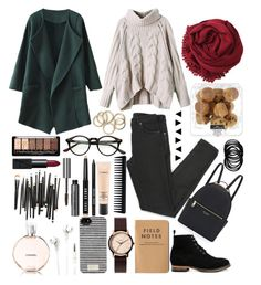 """וautumn•×"" by vitalinav ❤ liked on Polyvore featuring mode, Maison Margiela, ASOS, Nixon, Henri Bendel, Bajra, NARS Cosmetics, MAC Cosmetics, Bobbi Brown Cosmetics et GHD"