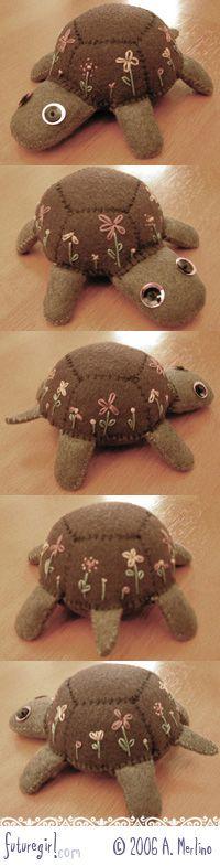 leuk voor bij mijn kleine op de kamer, en eerlijk gezegt ik vind hem zelf ook schattig. ben gek op schildpadden