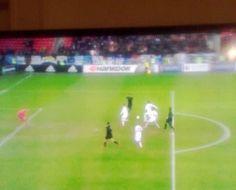 Lazio på 2-0 mod Rosenborg