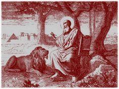 Hombre perro, hombre bravo, hinca tu rodilla y pon tu barba contra el suelo porque antes de que tu nacieras nació el hijo de ...