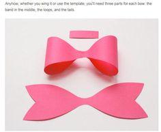 プチギフトのラッピングに!立体的なリボンの作り方   結婚式 DIY&ハンドメイド作り方