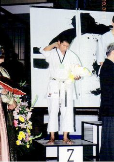Campeontao Mundial Karate Tradicional ITKF Italia 2000