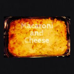 Macaroni and Cheese (Thermomix Method Included) - Mother Hubbard's Cupboard Tuna Bake, Macaroni N Cheese Recipe, Money Saving Meals, Budget Meals, Great Recipes, Vegetarian Recipes, Food And Drink, Baking, Vegetables