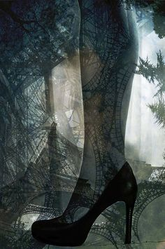 Le Talon d'Eiffel ©Runeda