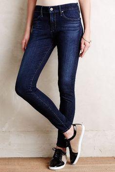 AG Farrah Skinny Jeans - anthropologie.com