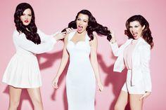 Ellen Von Unwerth: Kardashian Kollection Shoot for Australia!