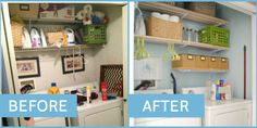 20 Home Organization Ideas - Makeovers for House Organization - House Beautiful