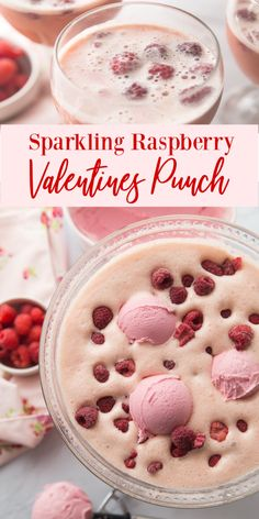 Sparkling Valentines Day Punch for Kids - Passion For Savings Tangy fruit punch and orange juice come together with raspberry sherbert for the best Sparkling Valentines Day Punch for kids! This sherbert punch will win over a crowd. Valentine Desserts, Valentines Day Food, Sherbert Punch Recipes, Party Punch Recipes, Pink Punch Recipes, Valentine's Day Quotes, Pick Up, Strawberry Mousse, Low Carb Cheesecake