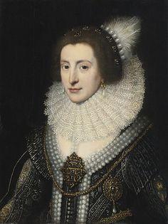 File:Workshop of Michiel Jansz. van Miereveldt Elizabeth Stuart Queen of Bohemia.jpg - Wikimedia Commons