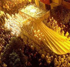 Experience traditional side of Semana Santa in Sevilla, Valencia, Murcia or Malaga.