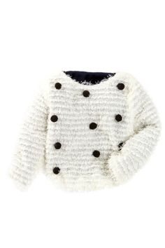 Cozy Dots Sweater (Toddler, Little Girls, & Big Girls)