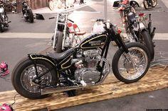The Genius MOTOSHOP TONOUCHI #xs650chopper #xs650 #yamaha #motorcycle