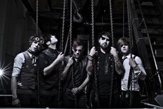 Death pop band, Fearless Vampire Killers, announced that they are postponing their headlining UK tour that was supposed to begin in February. Gothic Rock Bands, Pop Bands, Victorian Gothic, Emo, Tours, Musicians, February, Death, Digital
