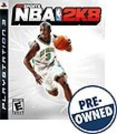 NBA 2K8 — PRE-Owned - PlayStation 3