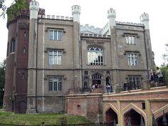 Siedem Światów: Zamek w Kórniku