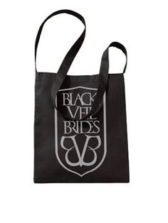 Black Veil Brides Logo Tote Bag