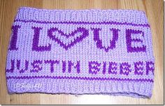 Justin Bieber pannebånd