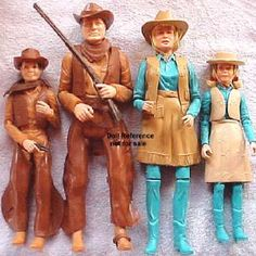 1960's Marx Toys - Johnny West
