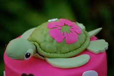 I love sea turtles! 
