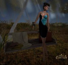 Virtual NightMare Styling: *GLITTER* Susan for IDE event