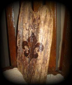 Live Laugh Love Driftwood Art by ATouchOfLouisiana on Etsy, $18.00  Jill Glass  Denham Springs,   United States