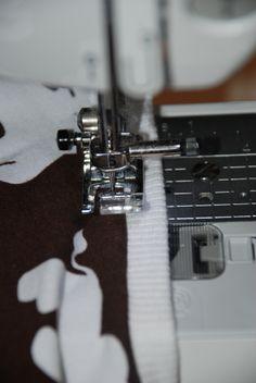 Hvordan sy en helt enkel genser til barn. (helepakka)