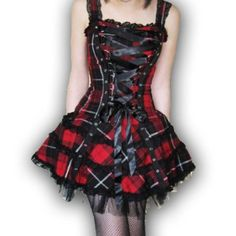 Un vestido es muy bonito!