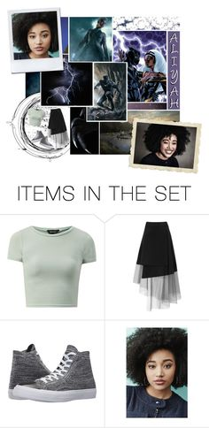 """""""Sometimes the day won't ever end / Sometimes you just throw up your hands / It's the little things sometimes // Round 1 - Aliyah Munroe"""" by laney-light ❤ liked on Polyvore featuring art and avengersacademy01"""