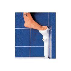 Estante depilador. ¡Hazlo fácil! La depilación en la ducha sin correr peligro es posible con estos estantes! http://www.qualimail.es/estante-depilador.html