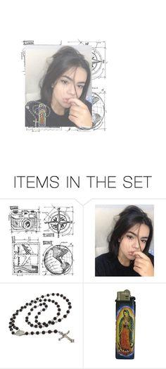 """""""Just a visual"""" by thelovelye ❤ liked on Polyvore featuring art"""