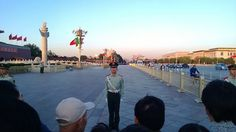 Day 328 (getting stuck outside Tiananmen Square!)