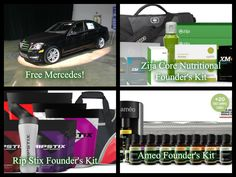 LOVE the way Zija is EXPANDING & GROWING!  We have had and expanded our Zija To Include  Zija Core Nutritionals Ameo Essential Oils RipStix Fitness  And just for sharing, you can drive away in a new Mercedes Benz!