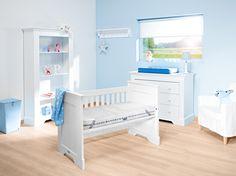 Sleep Safe Natural pack in nursery