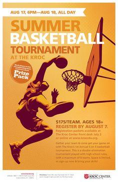 Pics For > Basketball Tournament Poster Designs