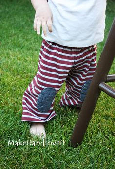 http://www.makeit-loveit.com/2009/08/repurposing-boys-lounge-pants.html    love these little boy pajama pants!