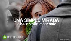Una simple mirada
