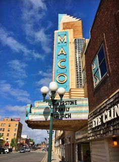 Maco Theater, Virginia MN