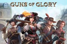 Guns of Glory: Build an Epic Army for the Kingdom Play Store App, The Three Musketeers, Building An Empire, Some Games, Game Item, Zeppelin, Warfare, Beast, Guns