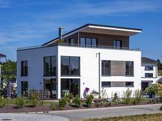 Kitzlingerhaus: Bauhausstil Empfingen. Modernes zweigeschossiges Architektenhaus mit individueller Gestaltung. Jetzt Informationen anfordern!