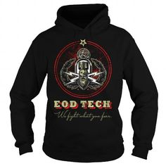 Cool EOD we fight what you fear Shirts & Tees