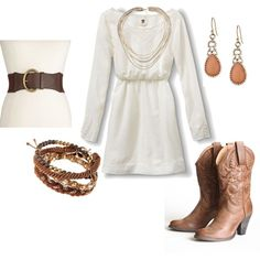 rodeo outfit on a not so cold night!!