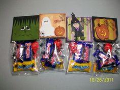 2011 Treat bags by tah