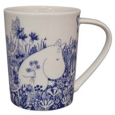 MM171-11 Botanicals mug Moomin (Moomin)