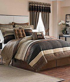 Beautiful Croscill Sahara Bedding Collection #Dillards