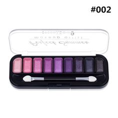 Perfect Summer Eye Shadow 9Color Palette Makeup Eye Shadow Kit High Quality Long Lasting Eye Shadow Beauty Makeup Popular Choice