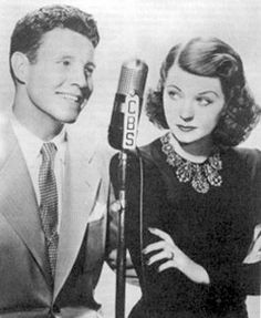 The Adventures Of Ozzie and Harriet Radio Show-Before television....I love to listen to these old shows:)